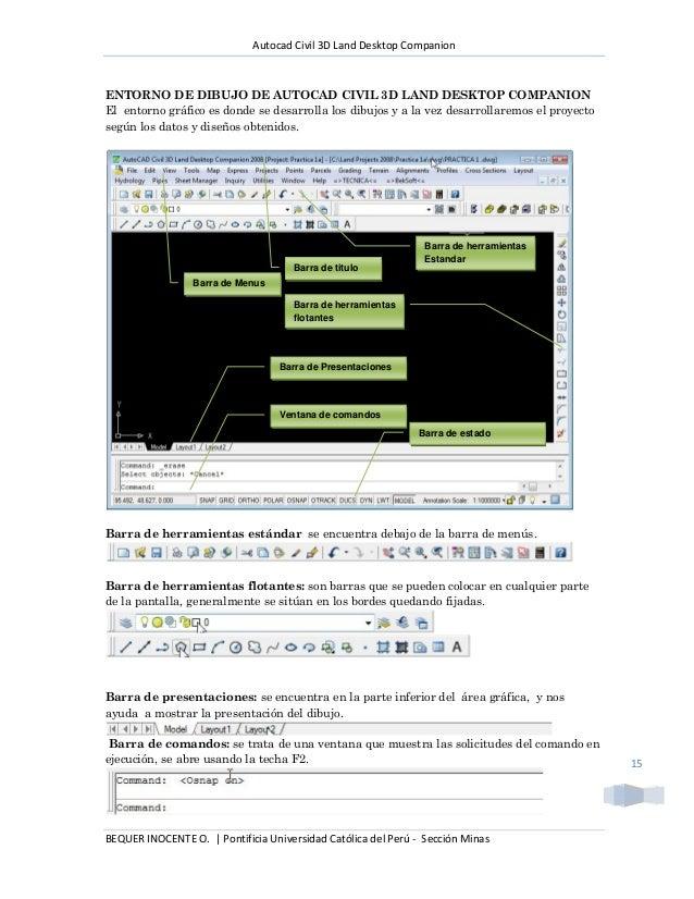 Autodesk autocad civil 3d land desktop companion 2009 sale
