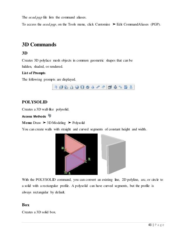 Autocad civil project file