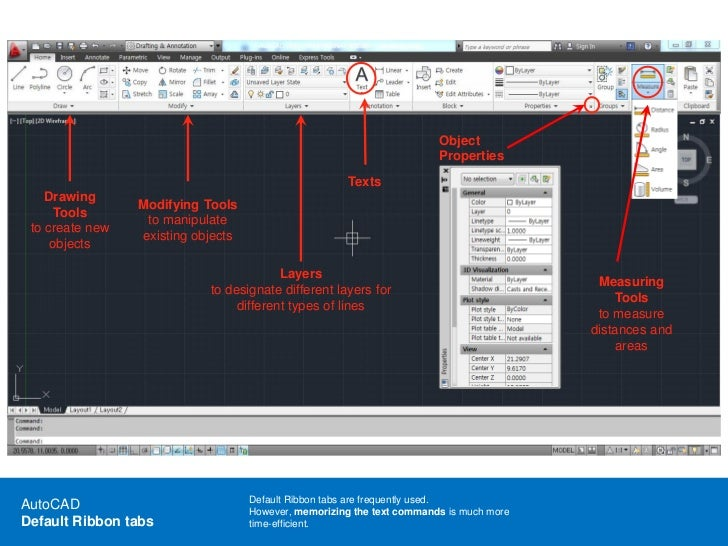 Drawing Smooth Lines In Autocad : Autocad crash course