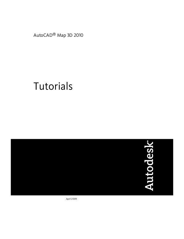 autocad map 3d tutorials rh slideshare net AutoCAD LT Manual AutoCAD Manual Icon