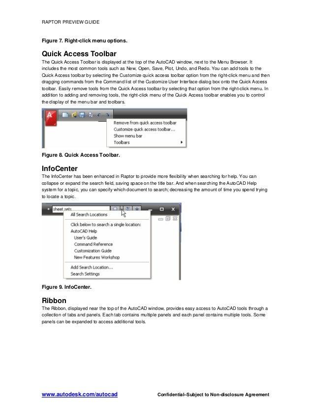 Figure Umane Dwg.Autocad Raptor Tutorial Guide 2009