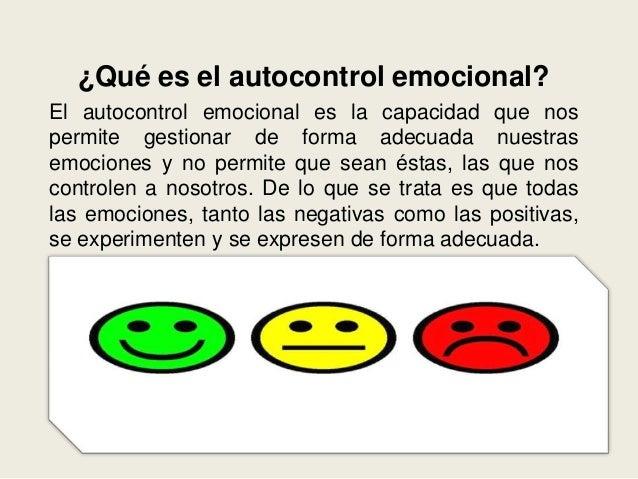 AUTOCONTROL EMOCIONAL PDF DOWNLOAD