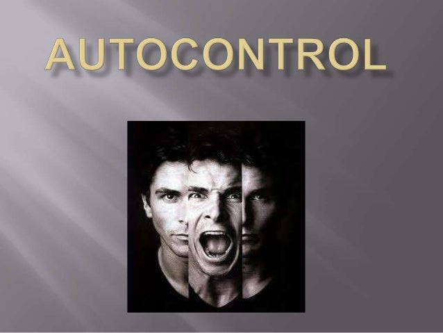 Se trata de un concepto que hace referencia al control de los propios impulsos y reacciones, y que supone una serie de téc...