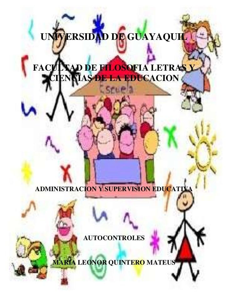 -765810-669851UNIVERSIDAD DE GUAYAQUIL<br />FACULTAD DE FILOSOFIA LETRAS Y CIENCIAS DE LA EDUCACION<br />ADMINISTRACION Y ...