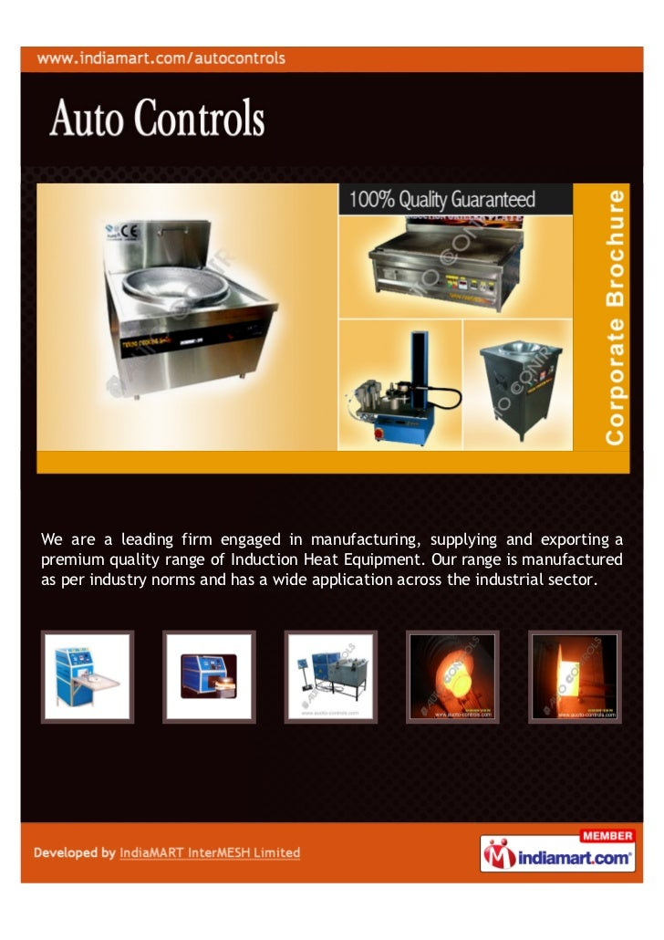We are a leading firm engaged in manufacturing, supplying and exporting apremium quality range of Induction Heat Equipment...