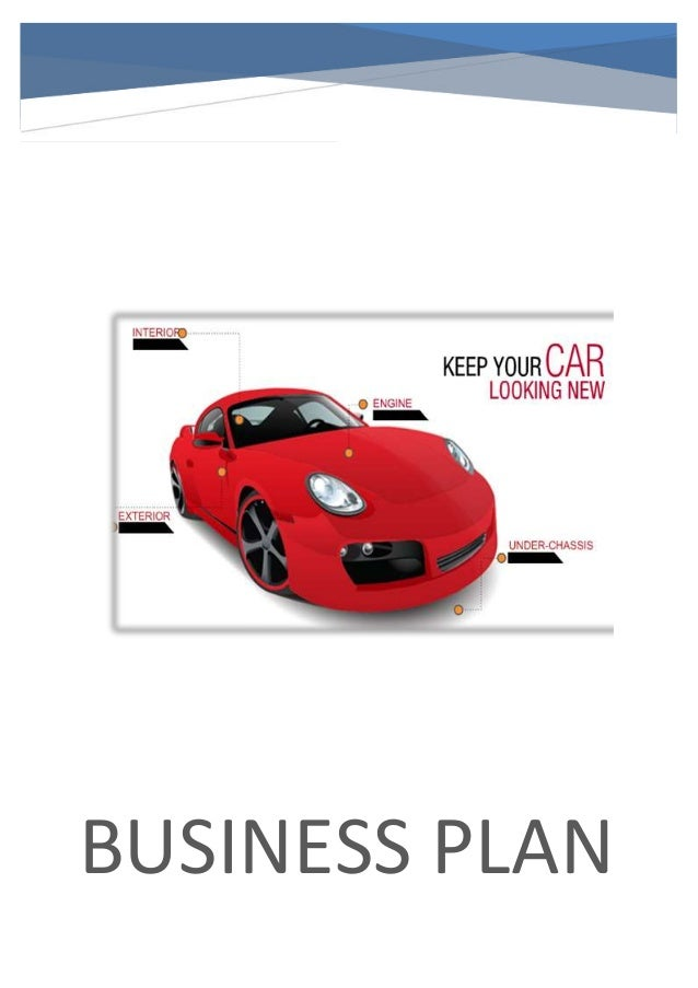 Business plan for car wash ppt