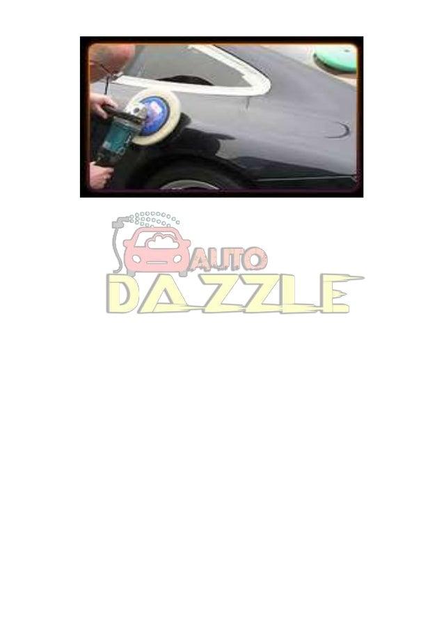Business Plan For Car Wash Auto Dazzle