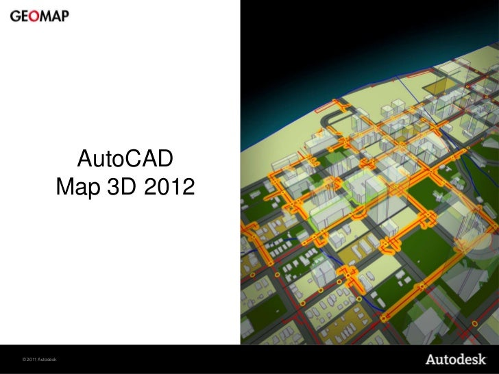 Purchase AutoCAD Map 3D 2012