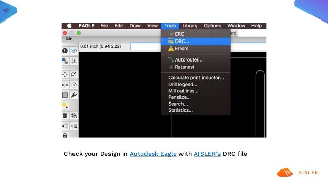 How to manufacture your Autodesk Eagle Design with AISLER