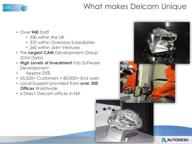 Autodesk CAM Portfolio – Russ Adams PartMaker Slide 3