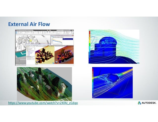 Autodesk CFD for better building design by ZHU ge