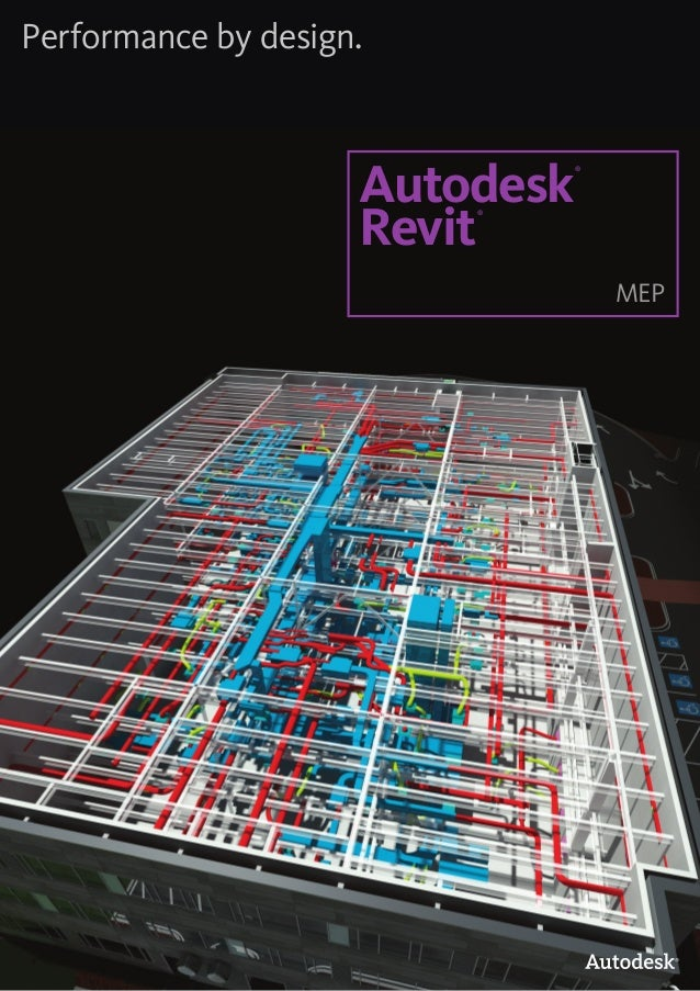 Autodesk revit MEP performance by design