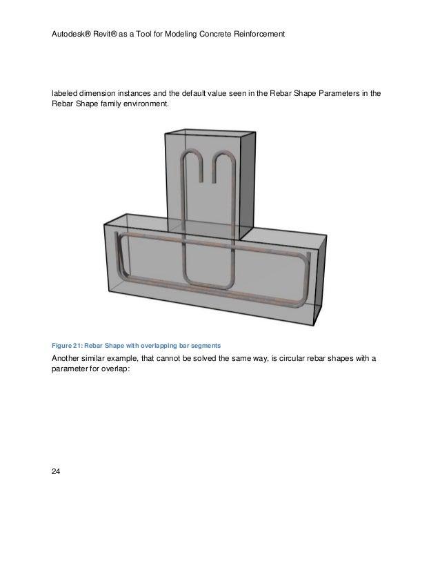 Autodesk revit structuretool for-modeling-concrete-reinforcement