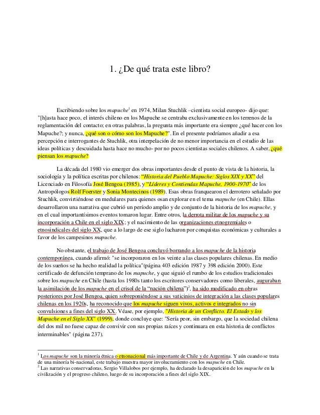Autodeterminación mapuche jose mariman  introduccion al libro- (v) Slide 2