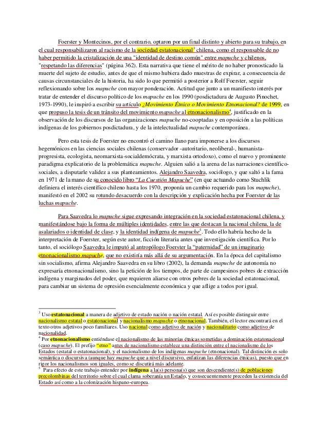 Autodeterminación mapuche jose mariman  introduccion al libro- (v) Slide 3