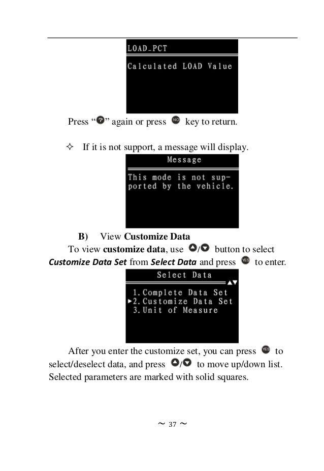 Autodiagnosticobd.com users manual of mb880 code reader