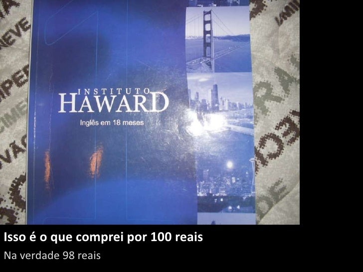 Isso é o que comprei por 100 reaisNa verdade 98 reais