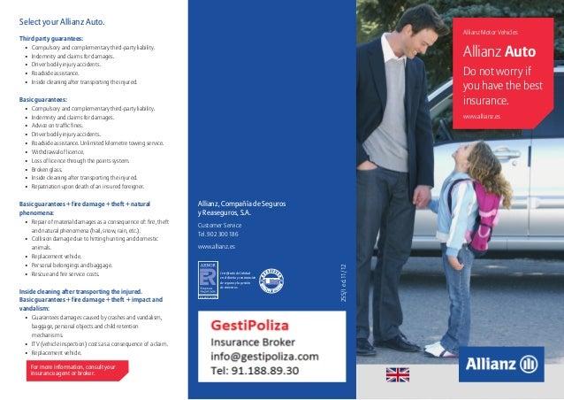 Allianz Car Insurance Customer Service