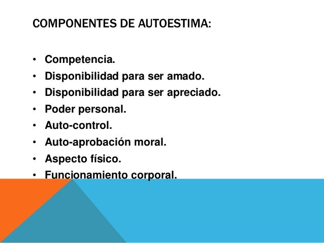 PROBLEMAS ASOCIADOS CON UNA BAJA AUTOESTIMA: • Derrotas, fracasos. • Conductas autodestructivas. • Problemas en las relaci...