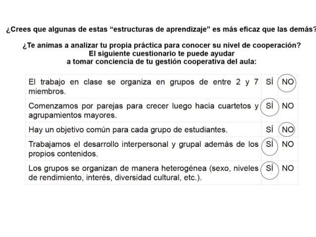 Autoevaluación práctica cooperativa Slide 2