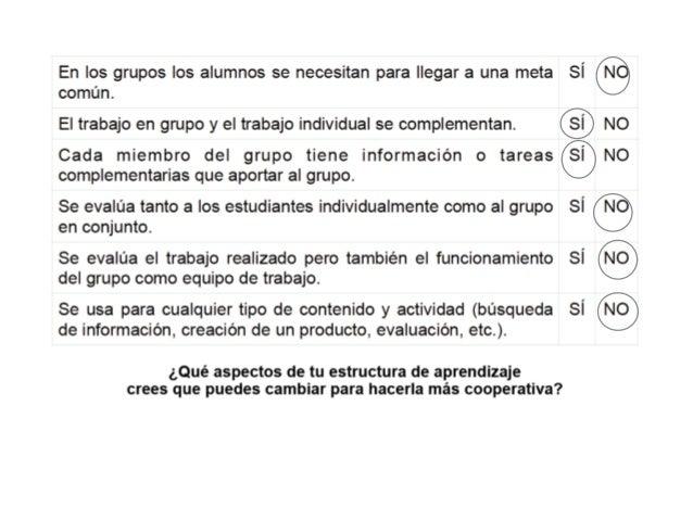 Autoevaluación práctica cooperativa Slide 3