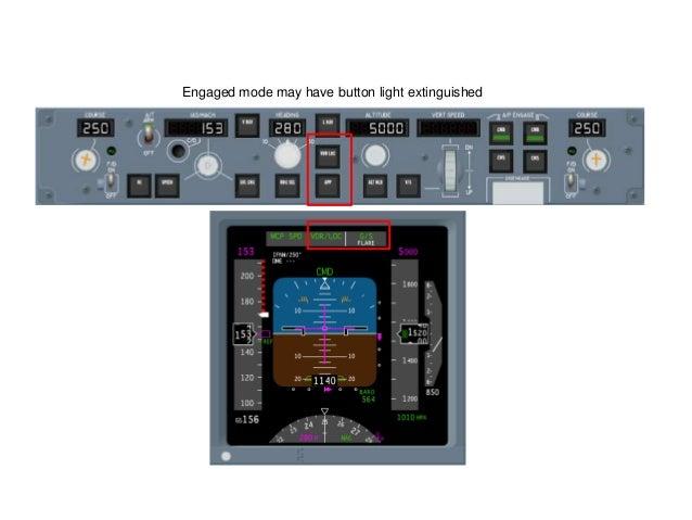 B737 NG Autoflight Part 1