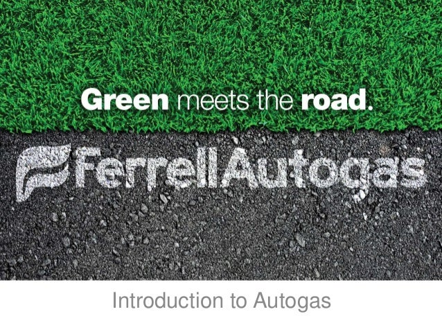 Introduction to Autogas