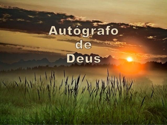 Autógrafo é a assinatura original, de próprio punho do autor de alguma obra.