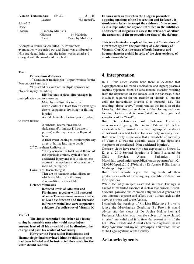 Alanine Transaminase 59 U/L 5----45 Lactate 6.6 mmol/L 1.1---2.2 Urine Ptorein Trace by Multistix Glucose + by Multistix B...