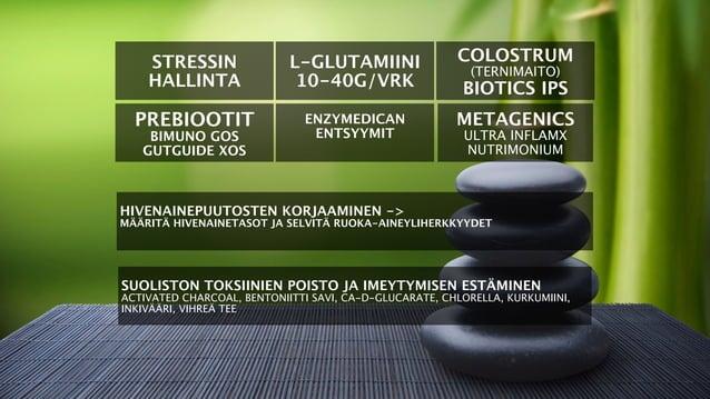 Autoimmuunisairaudet, suolisto ja ravinto - 19092015