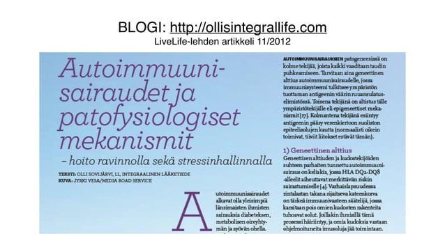 © Biohakkerin Käsikirja, Immuniteetti. 2015.