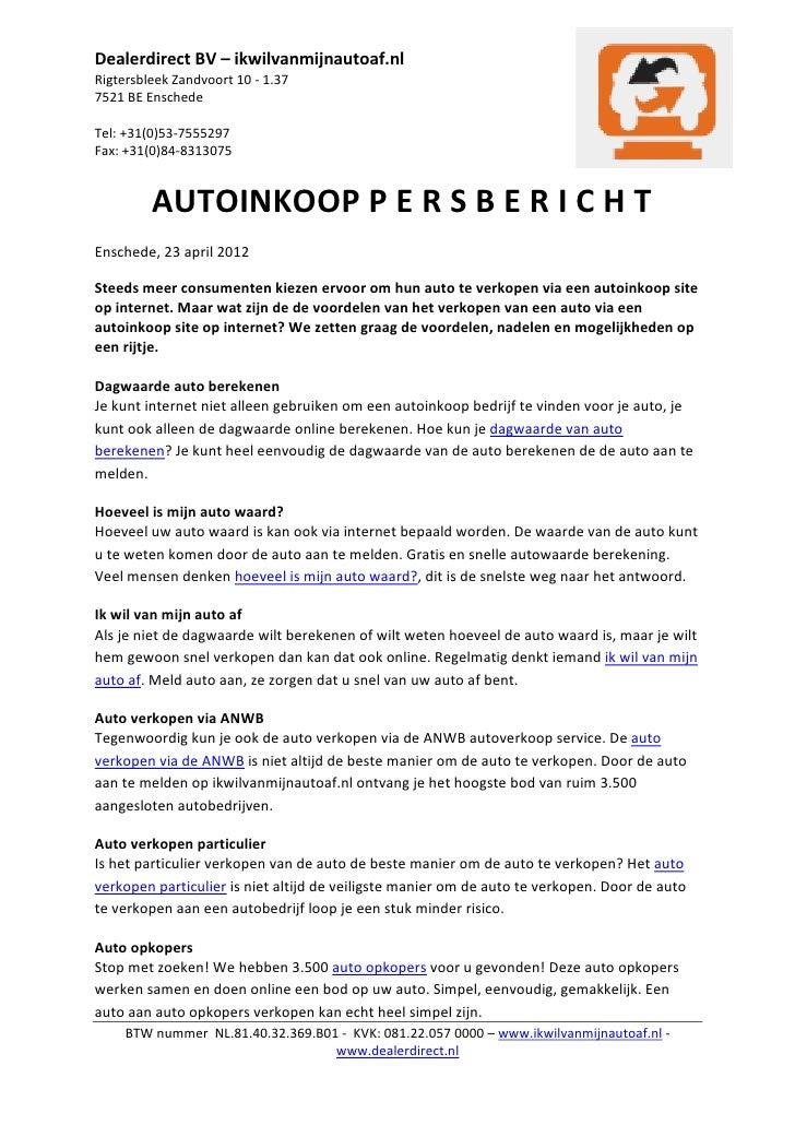 Auto Verkopen Voor Buitenland Vandaag Cash Voor Uw Auto Auto