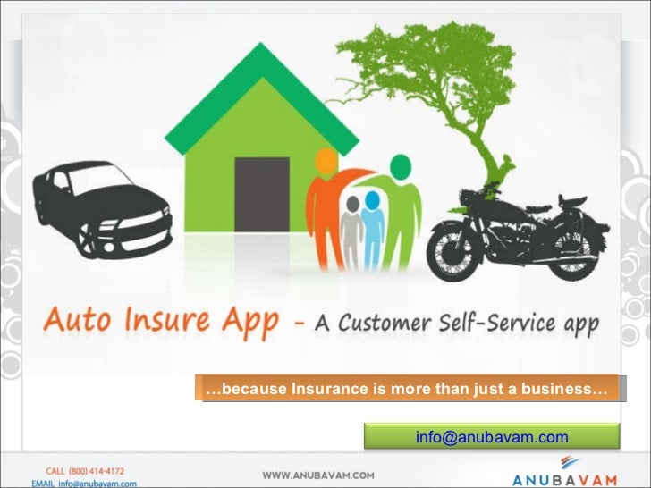 … because Insurance is more than just a business… [email_address]