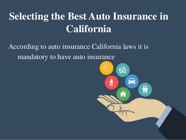 Health Insurance California Mandatory