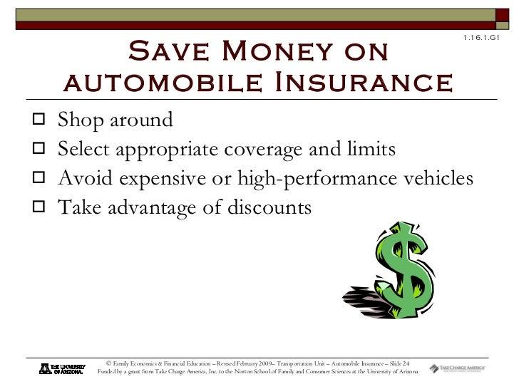 Auto Insurance Powerpoint Presentation
