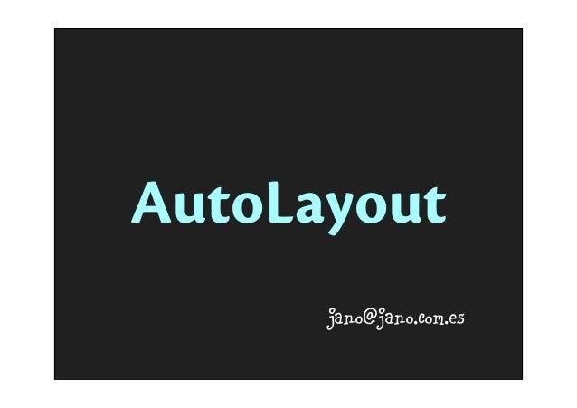 jano@jano.com.es LayoutAuto