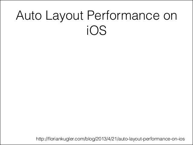 Autolayout keynote