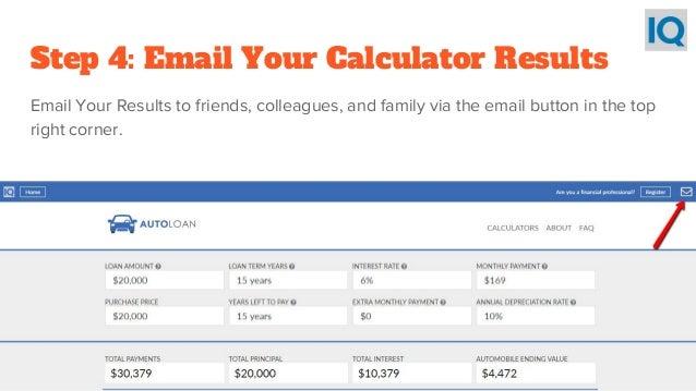 Auto Loan Calculator  Auto Loan Payment Calculator