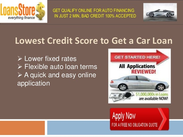 Will a car loan lower my credit score