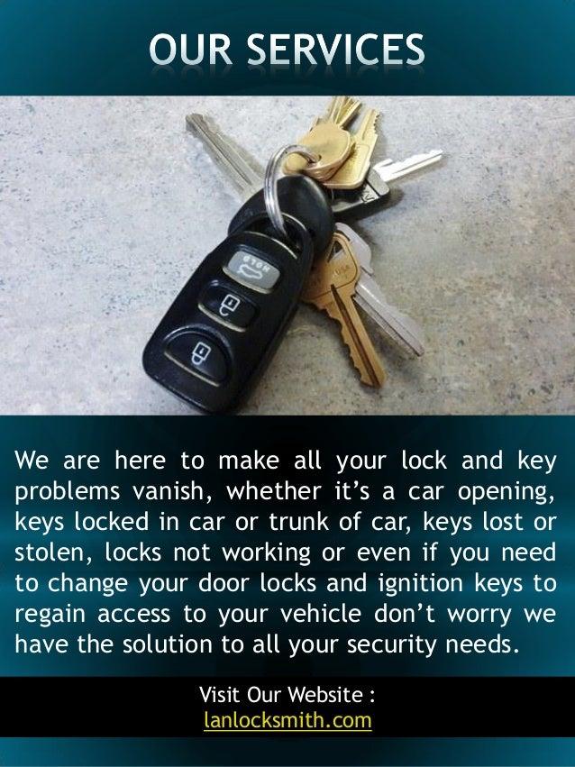 Auto locksmith louisville ky