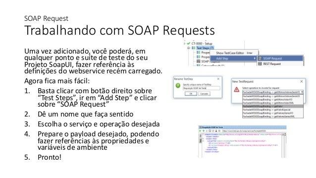 Automação de Testes com SoapUI v1