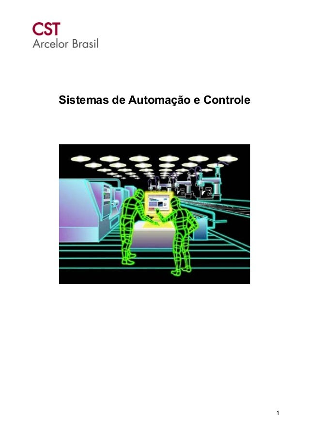 1 Sistemas de Automação e Controle