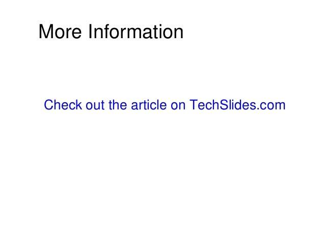 Automate with SlideShare API Slide 3