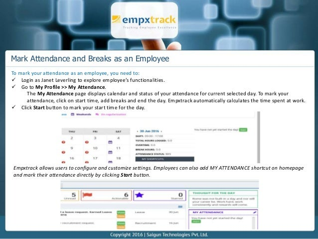 Automate Your Attendance Process Slide 3