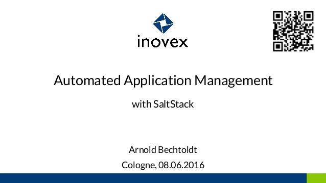 automated application