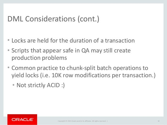 Copyright  ©  2015  Oracle  and/or  its  affiliates.  All  rights  reserved.      Distributed  Sys...