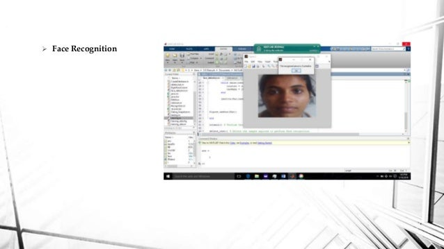 Faculty attendance system using automatic image processing
