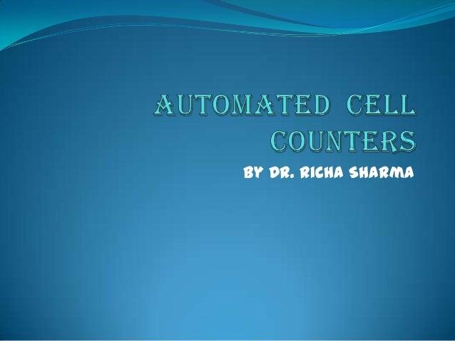 By Dr. Richa Sharma