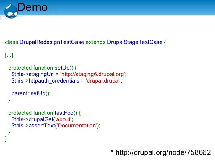 how to build a drupal site from scratch