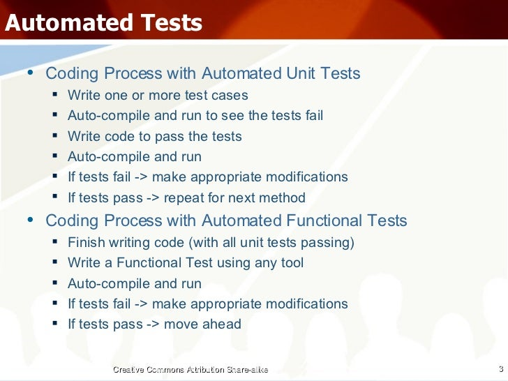 Automated Testing vs Manual Testing Slide 3